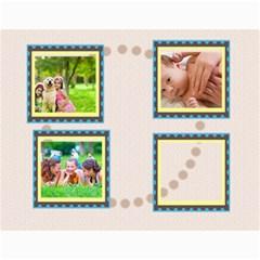 Kids By Kids   Wall Calendar 11  X 8 5  (18 Months)   Etzzvnp4e5h8   Www Artscow Com Month