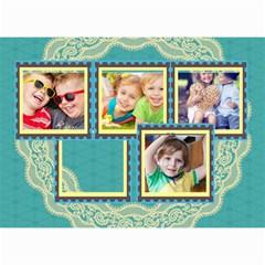 Kids By Kids   Wall Calendar 8 5  X 6    Kxzqxmb722ak   Www Artscow Com Month