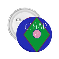 Chadart 2.25  Button by crkanoff