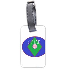 Chadart Luggage Tag (one Side) by crkanoff