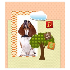 Pet By Pet    Drawstring Pouch (large)   Iax863099co9   Www Artscow Com Back