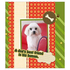 Pet By Pet    Drawstring Pouch (medium)   Xr84kcptqsrp   Www Artscow Com Back