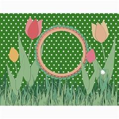 Polka Dot Calendar 2015 By Zornitza   Wall Calendar 11  X 8 5  (12 Months)   Yug5sseyjvvv   Www Artscow Com Month
