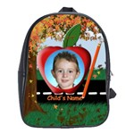 Fall Tree XLarge School Bag - School Bag (XL)
