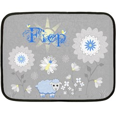 Fiep Blanket By Sierra Nitz   Double Sided Fleece Blanket (mini)   Geupntv0omie   Www Artscow Com 35 x27 Blanket Front