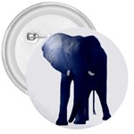 Blue Elephant 3  Button
