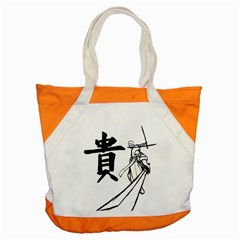 A Swordsman s Honor Accent Tote Bag by Viewtifuldrew