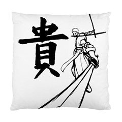 A Swordsman s Honor Cushion Case (single Sided)  by Viewtifuldrew