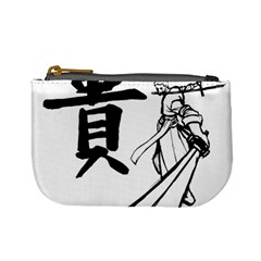A Swordsman s Honor Coin Change Purse by Viewtifuldrew
