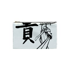 A Swordsman s Honor Cosmetic Bag (small) by Viewtifuldrew