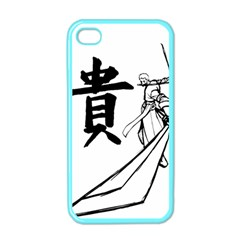 A Swordsman s Honor Apple Iphone 4 Case (color) by Viewtifuldrew