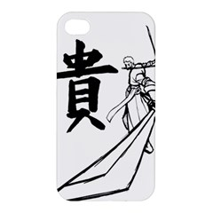 A Swordsman s Honor Apple Iphone 4/4s Premium Hardshell Case by Viewtifuldrew