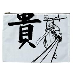 A Swordsman s Honor Cosmetic Bag (xxl) by Viewtifuldrew