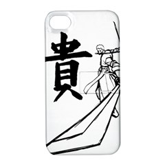 A Swordsman s Honor Apple Iphone 4/4s Hardshell Case With Stand by Viewtifuldrew
