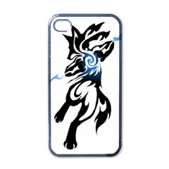 Alpha Dog Apple Iphone 4 Case (black) by Viewtifuldrew
