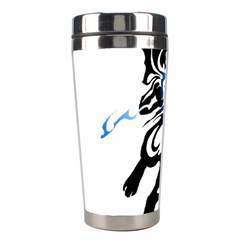 Alpha Dog Stainless Steel Travel Tumbler