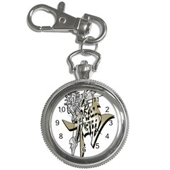 The Flying Dragon Key Chain Watch by Viewtifuldrew