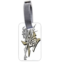 The Flying Dragon Luggage Tag (one Side) by Viewtifuldrew