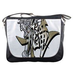The Flying Dragon Messenger Bag by Viewtifuldrew