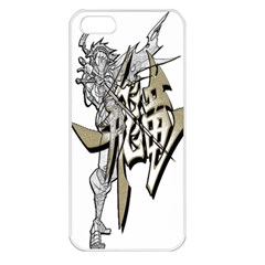 The Flying Dragon Apple Iphone 5 Seamless Case (white) by Viewtifuldrew