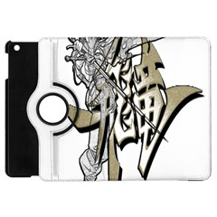 The Flying Dragon Apple Ipad Mini Flip 360 Case by Viewtifuldrew