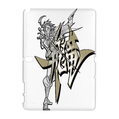 The Flying Dragon Samsung Galaxy Note 10 1 (p600) Hardshell Case by Viewtifuldrew