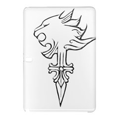 Maybe I m A Lion Samsung Galaxy Tab Pro 12 2 Hardshell Case by Viewtifuldrew