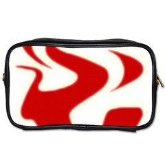 Fever Time Travel Toiletry Bag (one Side) by Viewtifuldrew
