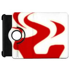 Fever Time Kindle Fire Hd 7  (1st Gen) Flip 360 Case by Viewtifuldrew