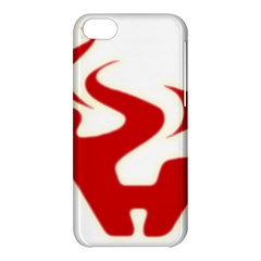 Fever Time Apple Iphone 5c Hardshell Case by Viewtifuldrew