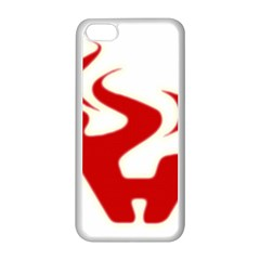 Fever Time Apple Iphone 5c Seamless Case (white) by Viewtifuldrew