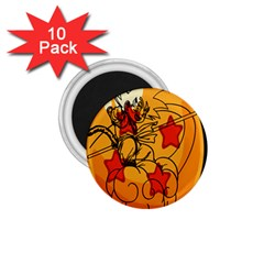 The Search Continues 1 75  Button Magnet (10 Pack) by Viewtifuldrew