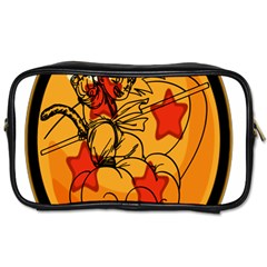 The Search Continues Travel Toiletry Bag (two Sides) by Viewtifuldrew