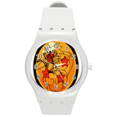The Search Continues Plastic Sport Watch (medium) by Viewtifuldrew