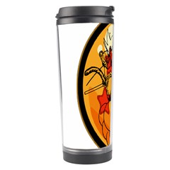 The Search Continues Travel Tumbler by Viewtifuldrew