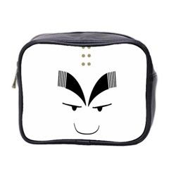 Purvy Monk Mini Travel Toiletry Bag (two Sides) by Viewtifuldrew