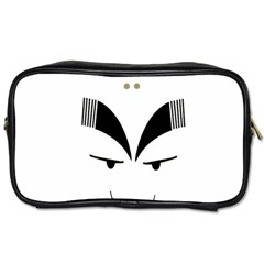 Purvy Monk Travel Toiletry Bag (one Side) by Viewtifuldrew