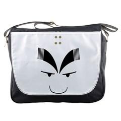 Purvy Monk Messenger Bag by Viewtifuldrew