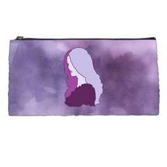 Profile Of Pain Pencil Case by FunWithFibro