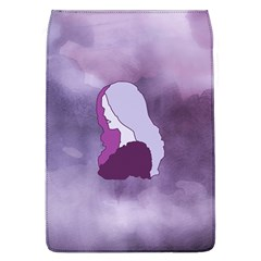 Profile Of Pain Removable Flap Cover (large) by FunWithFibro