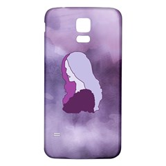 Profile Of Pain Samsung Galaxy S5 Back Case (White) by FunWithFibro