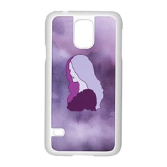 Profile Of Pain Samsung Galaxy S5 Case (white) by FunWithFibro