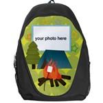 Camp On Backpack Bag