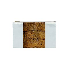 Ancient Egypt Mural 12aug 2014 Cosmetic Bag (small) by vanwinkle