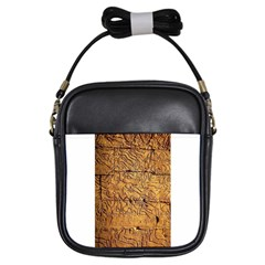 Ancient Egypt Mural 12aug 2014 Girl s Sling Bag by vanwinkle
