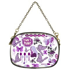 Fms Mash Up Chain Purse (one Side) by FunWithFibro