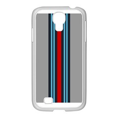 Martini No Logo Samsung Galaxy S4 I9500/ I9505 Case (white)