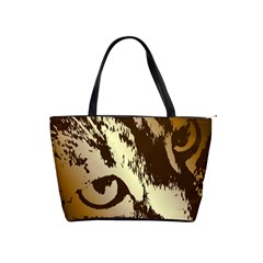 Tigre Chat Large Shoulder Bag