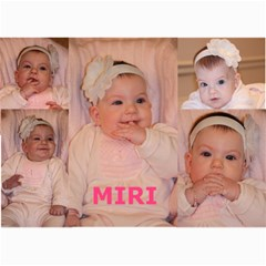 Miri By Miriam Seidenfeld   5  X 7  Photo Cards   Wv6svwljtb12   Www Artscow Com 7 x5 Photo Card - 7