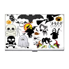Halloween Mashup Business Card Holder by StuffOrSomething
